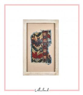 تابلو فرش آنتیک بختیار کد 139