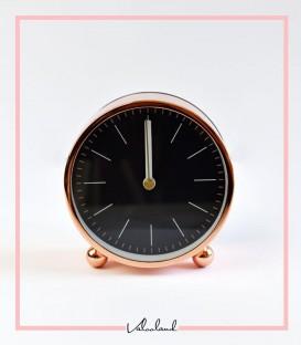 ساعت رومیزی ایکیا رزگلد تیلا