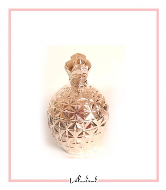 شکلات خوری آناناسی نقره ای