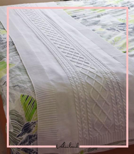رانر تخت سفید