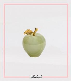 سیب دکوری سنگی