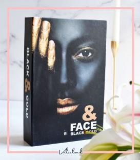 خرید کتاب دکوراتیو مشکی طلایی