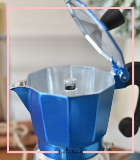 موکاپات سه کاپ آبی نقره ایی برند موکا