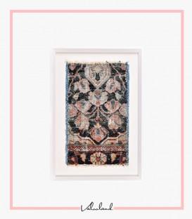 تابلو فرش آنتیک کد