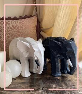 مجسمه فیل سفید