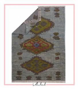 فرش دستباف 3.48 متری سه ترنج گرمسار