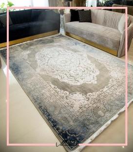 فرش ماشینی گلبرگ با قیمت مناسب