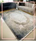فرش ماشینی گلبرگ