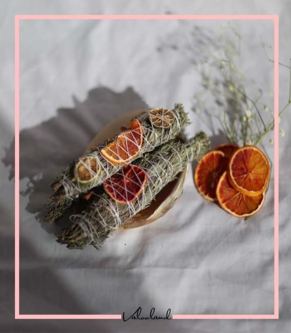 اِسماج با رایحه پرتقال لیمو