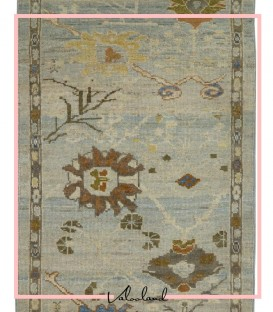 فرش دستبافت سلطان آباد سبک عرسین کد347