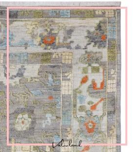 فرش دستبافت سلطان آباد سبک عرسین کد 864