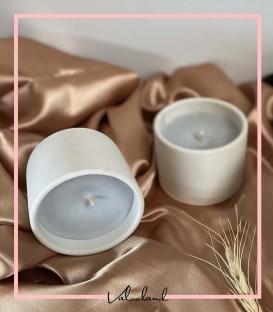 شمع گرد بتنی