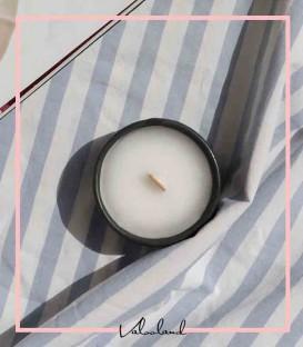 شمع سرامیکی مشکی 100 گرمی