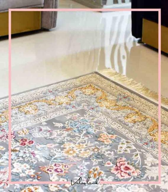 فرش ماشینی ترک و ایرانی دلارا