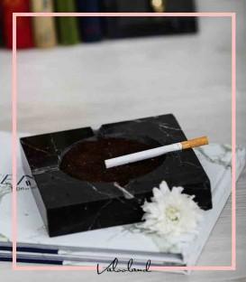 زیر سیگاری سنگی مربعی