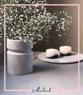 گلدان سنگی هلیکس