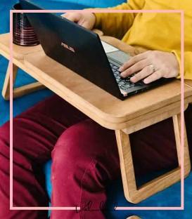 میز مخصوص دور کاری چوبی