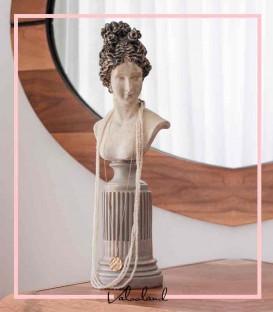 مجسمه زیبای دکوری طرح بانو