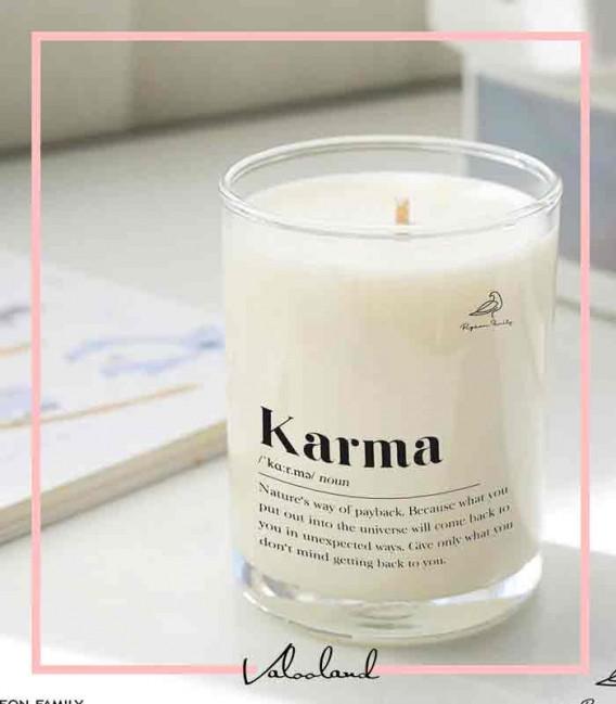 شمع لیوانی دکوری شیشه ای سفید