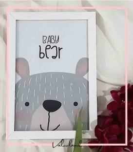 تابلوی اتاق کودک طرح خرس