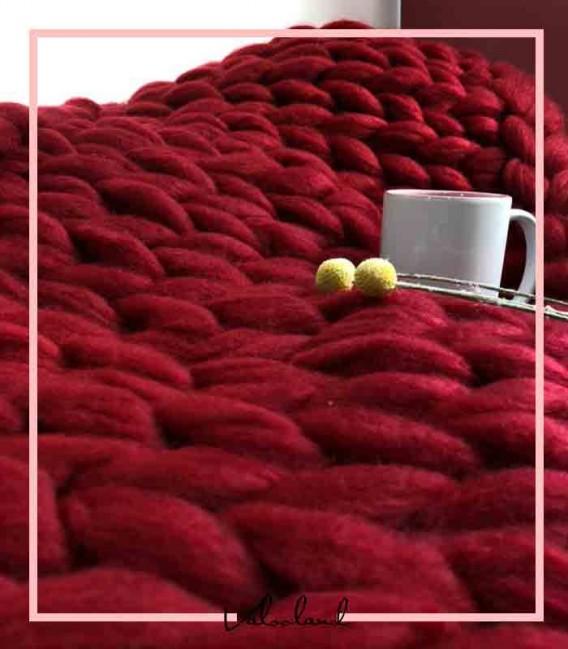 شال مبل پشمی چانکی