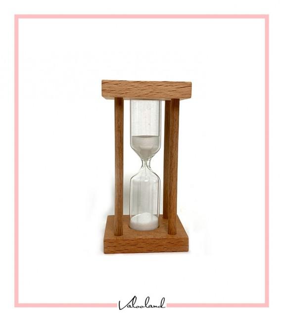 ساعت سنی چوبی 3 دقیقه ای