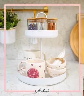 استند آشپزخانه رومیزی آلما