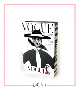 کتاب دکوراتیو مقوایی VOUGE