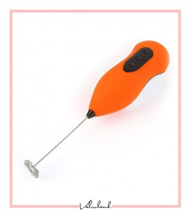 همزن کف ساز نارنجی