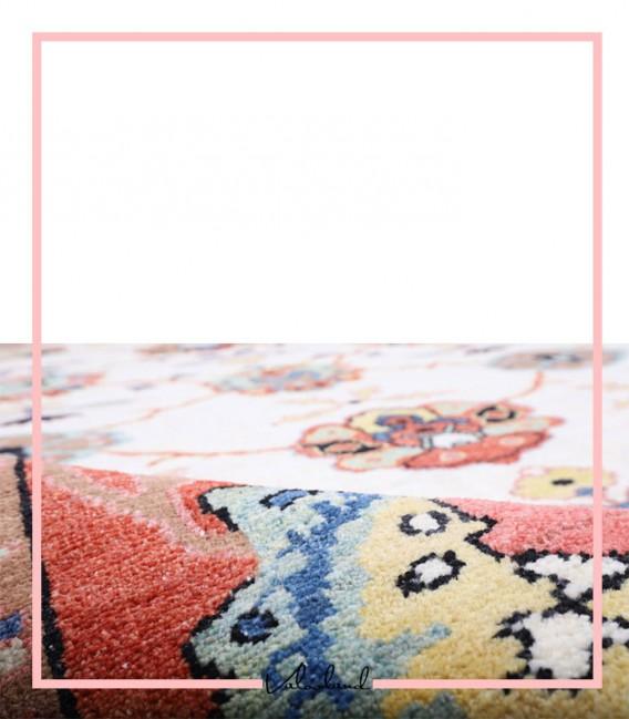 فرش دستبافت 6.93 متری سلطان آباد سبک عرسین