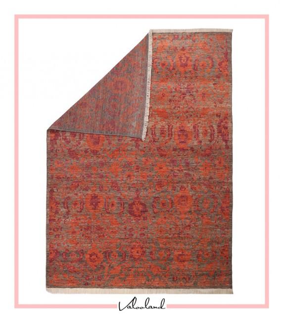 فرش دستبافت 9.62 متری سلطان آباد سبک عرسین