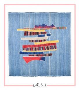 انواع جاجیم دستبافت 2.28 متری