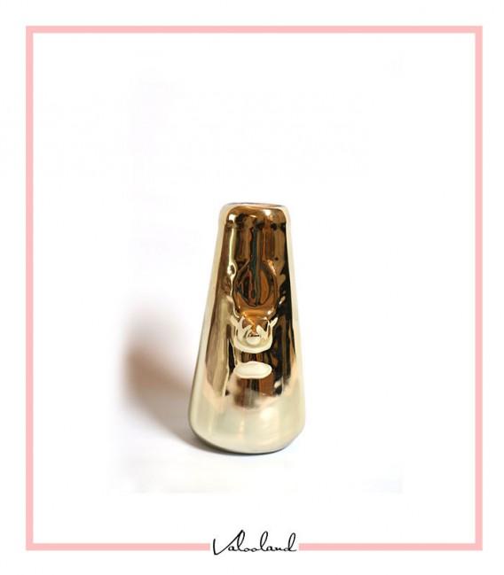 گلدان طلایی