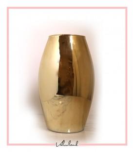 گلدان هانا طلایی