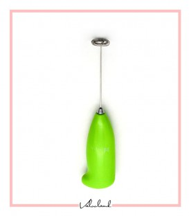 همزن کف ساز سبز دکمه پایین